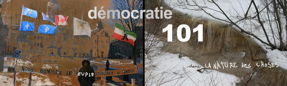 Démocratie 101