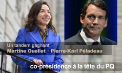 2015 05 05 Lettre à Martine Ouellet | tandem homme-femme à la co-présidence du PQ