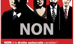 Le Bloc souverainiste à OTTAWA !? Pour renverser la dictature d'occupation canadian !