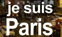 Je suis Paris ! 7 janv. & 13 nov. 2015
