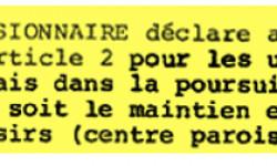 Centre Durocher – un contrat signé par la Ville de Québec oblige la vocation communautaire