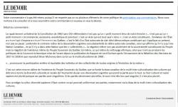 Francine Pelletier et la dissociation cognitive multi-inter-culturaliste