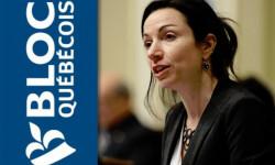 Martine Ouellet | députée de Vachon & co-cheffe du Bloc québécois