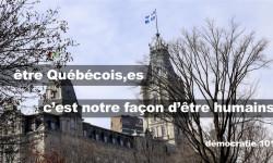 Philippe Couillard rejette le Canada actuel… Trudeau rejette toute modification de l'État actuel…  les élites se disputent… OÙ est Le PEUPLE ?