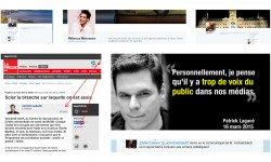 De l'espace démocratique délibératif 2.0 et du blocage par des journalistes dans Twitter